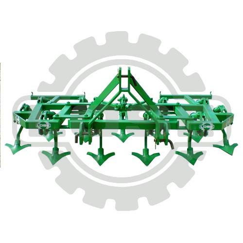 Cultivador de muelles hidráulico